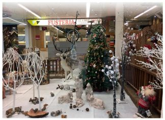 Aparador de Nadal Ferreteria Albert Soler
