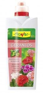 Fertilizantes geranios